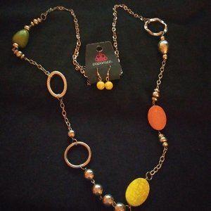 Paparazzi Necklace Set #467